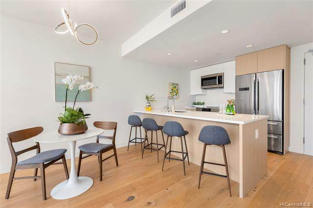 1001 Queen Street #2504, Honolulu, HI 96814 (MLS #202119868) :: Island Life Homes