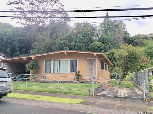2349 Amoomoo Street, Pearl City, HI 96782 (MLS #202121947) :: Weaver Hawaii   Keller Williams Honolulu