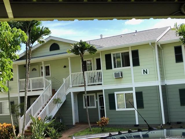 94-510 Lumiaina Street N201, Waipahu, HI 96797 (MLS #201829629) :: Team Lally