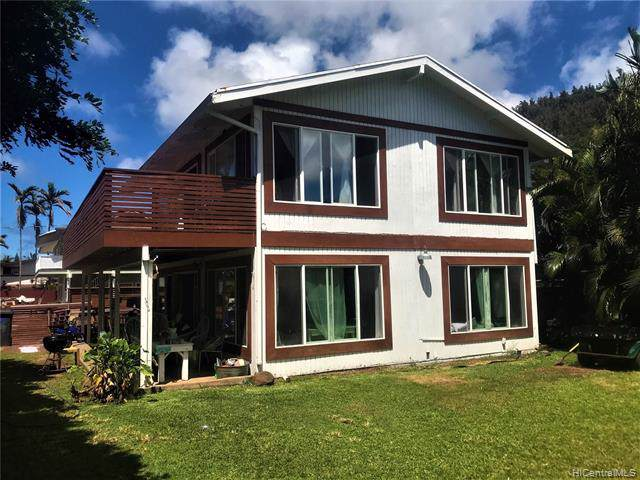 58-107 Iwia Place, Haleiwa, HI 96712 (MLS #201913825) :: Elite Pacific Properties