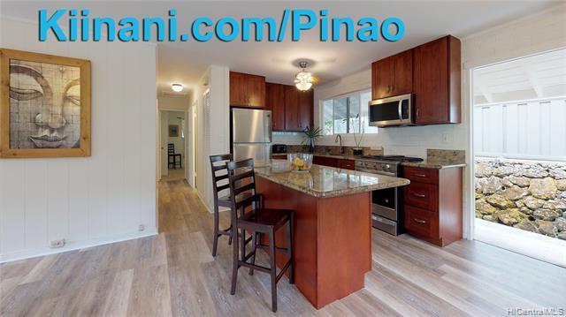 3577 Pinao Street #6, Honolulu, HI 96822 (MLS #201918744) :: The Ihara Team