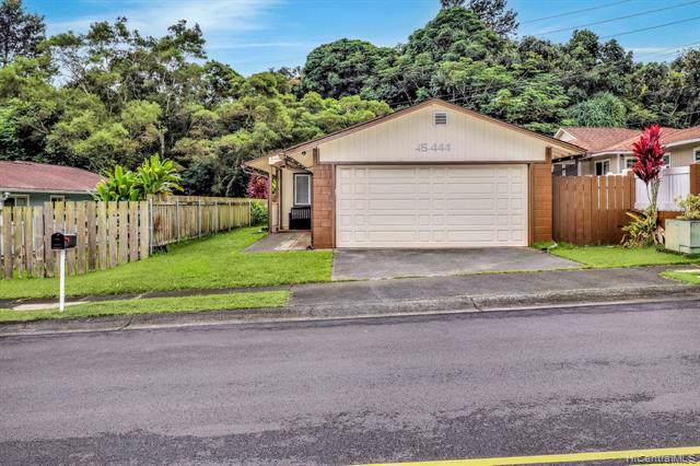 45-444 Lolii Street, Kaneohe, HI 96744 (MLS #201932699) :: The Ihara Team