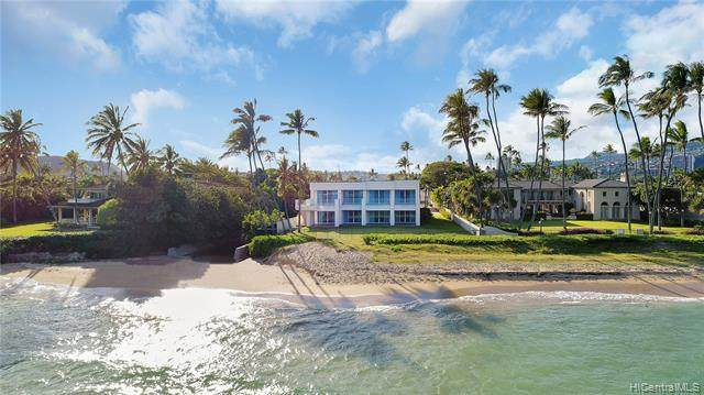 4801/4801E Kahala Avenue, Honolulu, HI 96816 (MLS #202110387) :: Compass