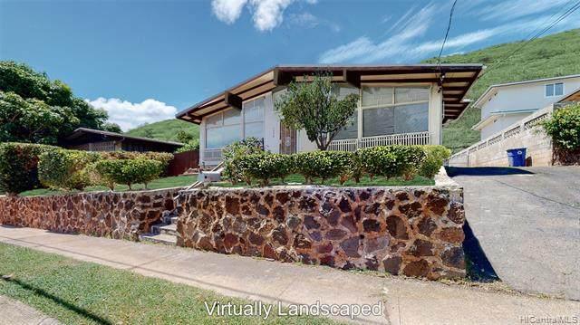 1334 Kalaniiki Street, Honolulu, HI 96821 (MLS #202120456) :: Weaver Hawaii | Keller Williams Honolulu