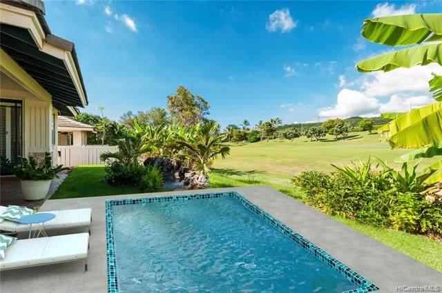 92-1015C Koio Drive S-58, Kapolei, HI 96707 (MLS #202012815) :: Elite Pacific Properties
