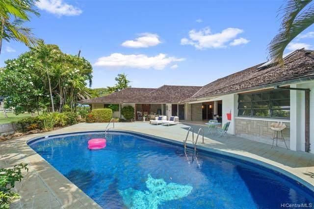 1173 Waiholo Place, Honolulu, HI 96821 (MLS #202014312) :: Corcoran Pacific Properties