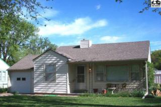 608 W 21st Ave, Hutchinson, KS 67502 (MLS #35041) :: Select Homes - Team Real Estate