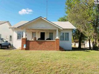 610 Holly St, Pratt, KS 67124 (MLS #35055) :: Select Homes - Team Real Estate