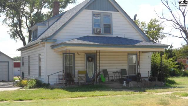 203 N Blaine St, Attica, KS 67009 (MLS #33320) :: Select Homes - Team Real Estate