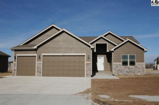 1461 Curtiss Dr, McPherson, KS 67460 (MLS #34452) :: Select Homes - Team Real Estate