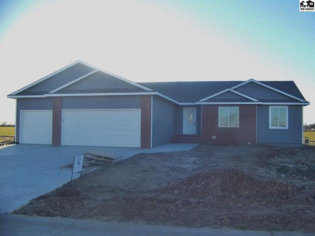 20 Bluestem Dr, South Hutchinson, KS 67505 (MLS #34515) :: Select Homes - Team Real Estate