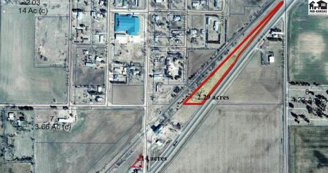 519 S Main St, Partridge, KS 67566 (MLS #34598) :: Select Homes - Team Real Estate