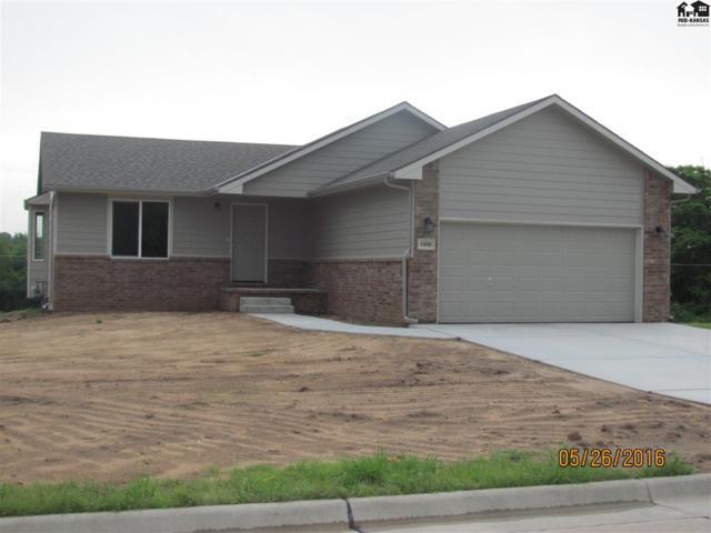 1008 N Memory Ln, Kingman, KS 67068 (MLS #34787) :: Select Homes - Team Real Estate