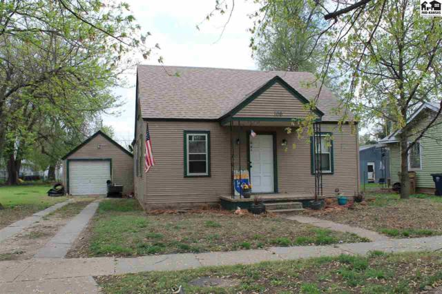 106 N Burr St, Nickerson, KS 67561 (MLS #34938) :: Select Homes - Team Real Estate