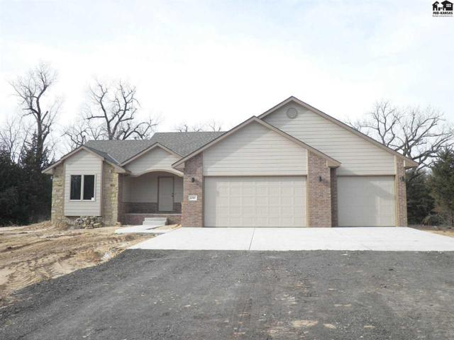 4305 West Red Tail Rd, Hutchinson, KS 67502 (MLS #35100) :: Select Homes - Team Real Estate