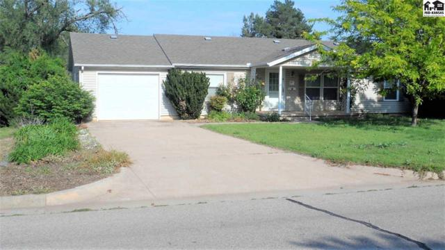 613 N Madison Ave, Anthony, KS 67003 (MLS #35144) :: Select Homes - Team Real Estate
