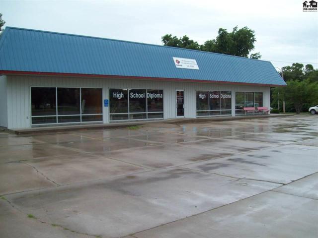 906 E Kansas Ave, McPherson, KS 67460 (MLS #35217) :: Select Homes - Team Real Estate