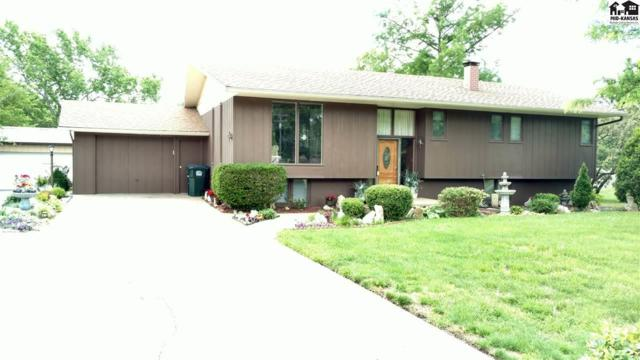 1503 Linda Ln, Hutchinson, KS 67502 (MLS #35223) :: Select Homes - Team Real Estate