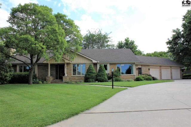 31 Parkview Rd, Hesston, KS 67062 (MLS #35258) :: Select Homes - Team Real Estate