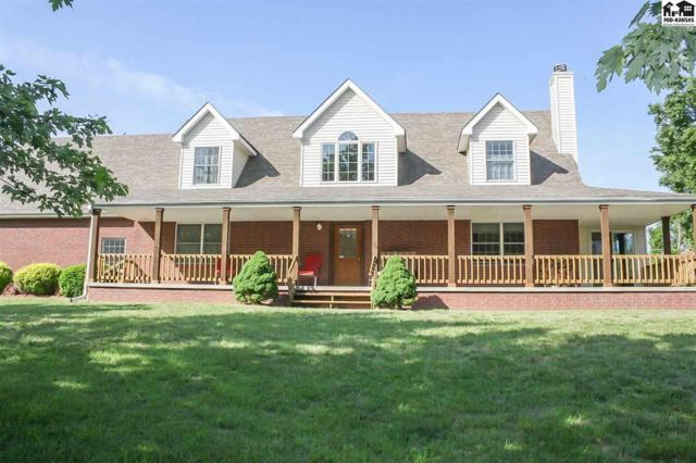 329 Lake Rd, Pratt, KS 67124 (MLS #35340) :: Select Homes - Team Real Estate