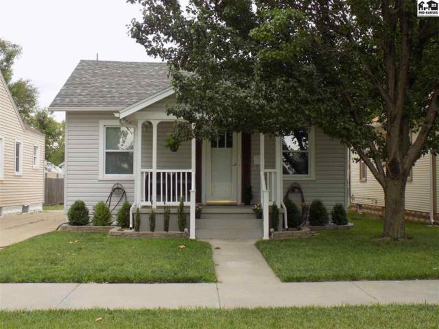 407 W 15th Ave, Hutchinson, KS 67501 (MLS #35429) :: Select Homes - Team Real Estate
