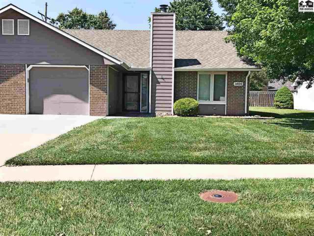 1400 Stone Bridge Dr, Hutchinson, KS 67502 (MLS #35430) :: Select Homes - Team Real Estate