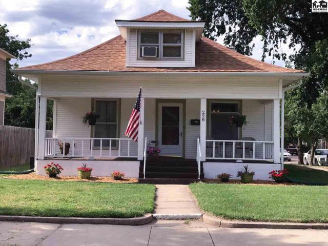 228 E 12th Ave, Hutchinson, KS 67501 (MLS #35433) :: Select Homes - Team Real Estate