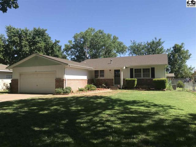 1005 E 31st Terr, Hutchinson, KS 67502 (MLS #35441) :: Select Homes - Team Real Estate