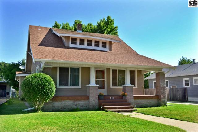 108 W 17th Ave, Hutchinson, KS 67501 (MLS #35446) :: Select Homes - Team Real Estate