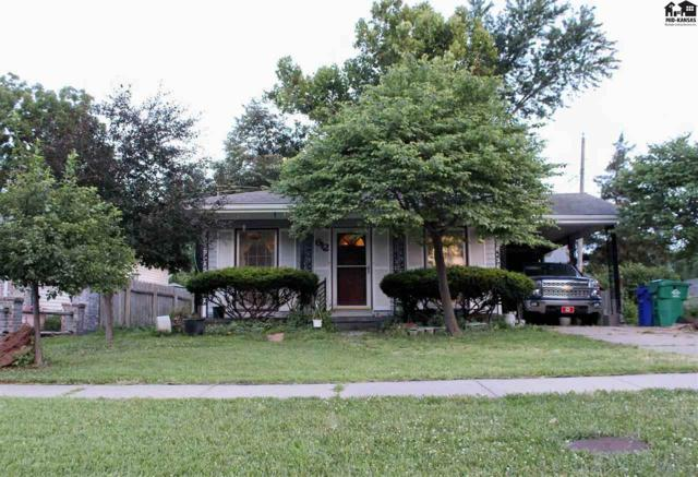 612 E Avenue B, McPherson, KS 67460 (MLS #35453) :: Select Homes - Team Real Estate