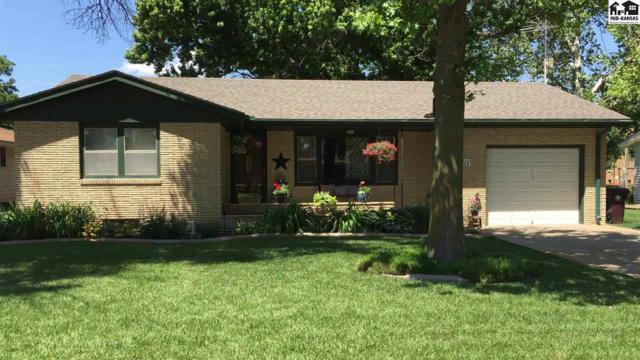 311 S Walnut, Inman, KS 67460 (MLS #35474) :: Select Homes - Team Real Estate