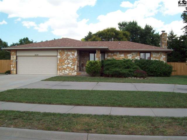 1624 N Main, McPherson, KS 67460 (MLS #35479) :: Select Homes - Team Real Estate