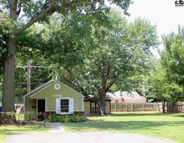 1204 S Chestnut St, McPherson, KS 67460 (MLS #35493) :: Select Homes - Team Real Estate