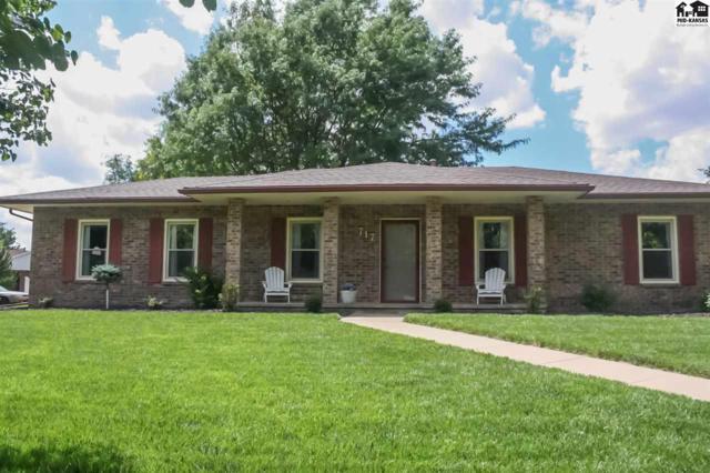 717 Ridgeway St, Pratt, KS 67124 (MLS #35496) :: Select Homes - Team Real Estate