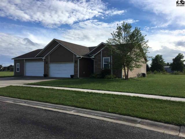 509 Prairie Park Lane, Buhler, KS 67522 (MLS #35584) :: Select Homes - Team Real Estate