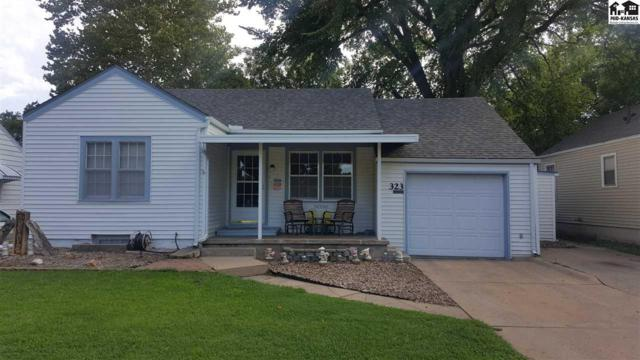 323 E 9th Ave, Hutchinson, KS 67501 (MLS #35814) :: Select Homes - Team Real Estate