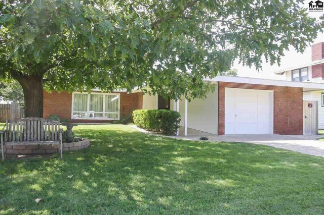 103 S Martin St, Turon, KS 67583 (MLS #35844) :: Select Homes - Team Real Estate