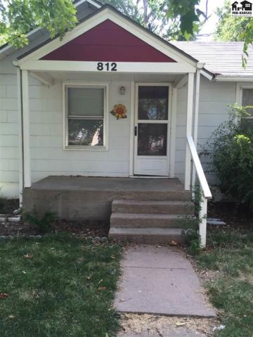 812 S Elm St, McPherson, KS 67460 (MLS #35847) :: Select Homes - Team Real Estate