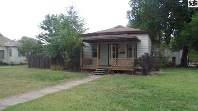 501 N Springfield Ave, Anthony, KS 67003 (MLS #35915) :: Select Homes - Team Real Estate