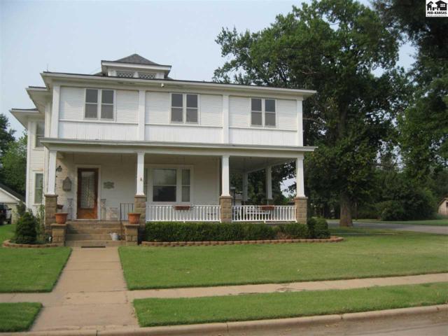 402 W Main St, Pretty Prairie, KS 67570 (MLS #35940) :: Select Homes - Team Real Estate