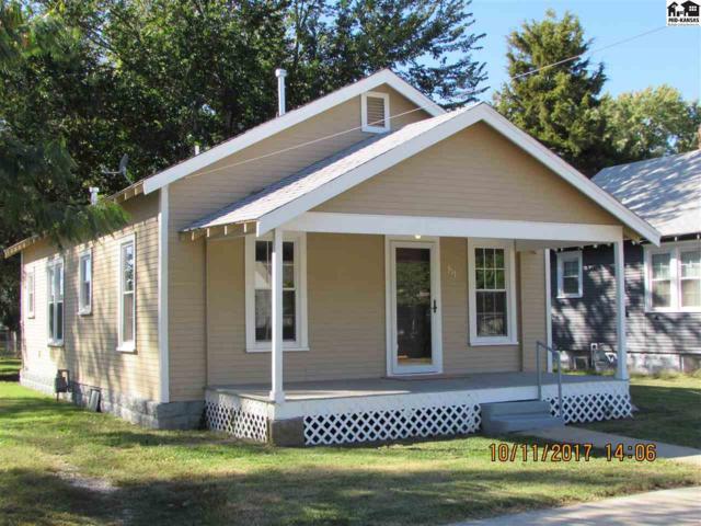 317 S Wall St, Buhler, KS 67522 (MLS #36172) :: Select Homes - Team Real Estate