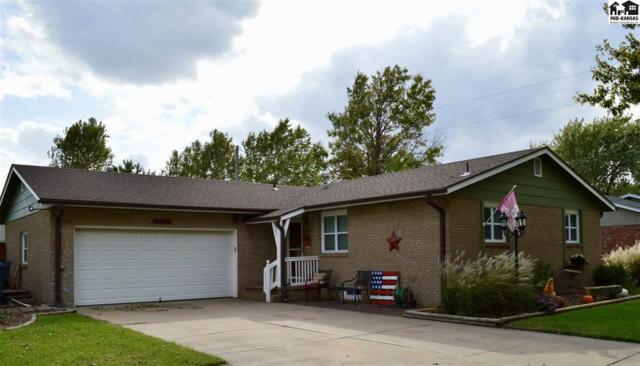 1011 Wyoming Ave, Hutchinson, KS 67502 (MLS #36208) :: Select Homes - Team Real Estate