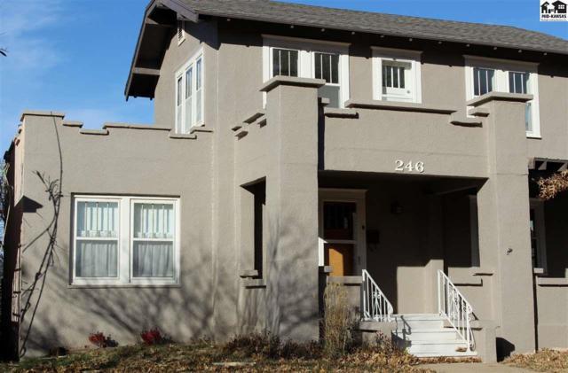 246 E B Ave, Kingman, KS 67068 (MLS #36375) :: Select Homes - Team Real Estate