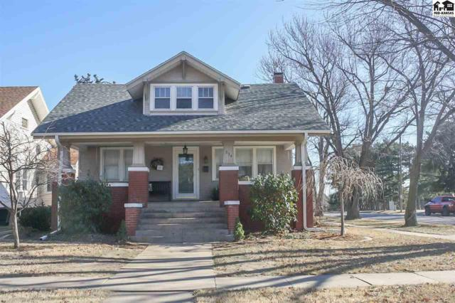 524 S Pine St, Pratt, KS 67124 (MLS #36468) :: Select Homes - Team Real Estate