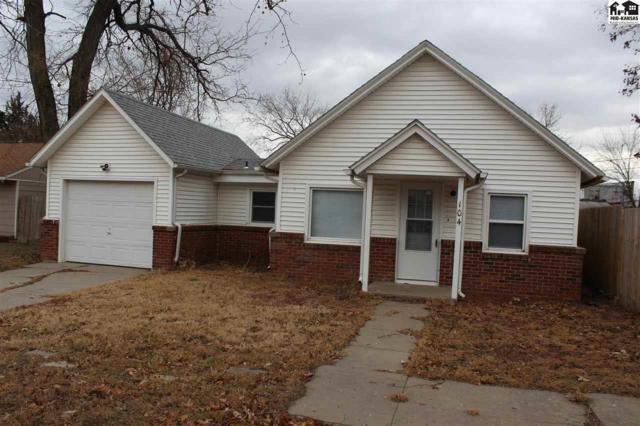 104 N Peabody St, Nickerson, KS 67561 (MLS #36486) :: Select Homes - Team Real Estate