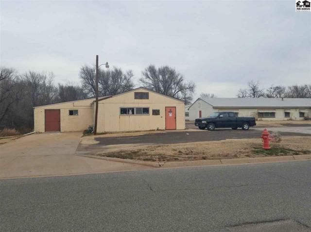 106 W Stolp Ave, Medicine Lodge, KS 67124 (MLS #36540) :: Select Homes - Team Real Estate