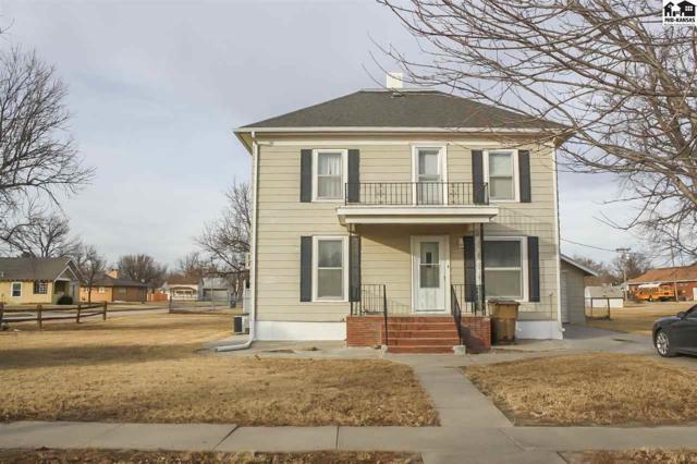 233 W Halveson St, Macksville, KS 67557 (MLS #36669) :: Select Homes - Team Real Estate
