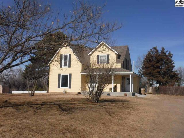 412 E Cherry St, Haviland, KS 67059 (MLS #36693) :: Select Homes - Team Real Estate
