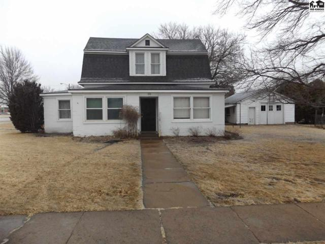 100 E 3rd Ave, Cunningham, KS 67035 (MLS #36838) :: Select Homes - Team Real Estate