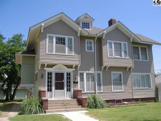 620 E Avenue A, Hutchinson, KS 67501 (MLS #36862) :: Select Homes - Team Real Estate